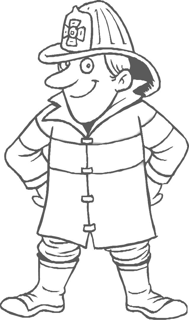 In My Community Coloring Sheets Coloring Pages
