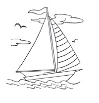 Free Printable Boat Coloring Pages For Kids - Best ...