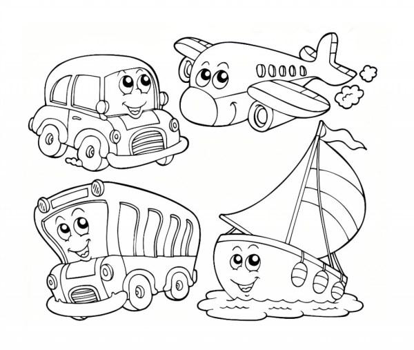 free printable kindergarten coloring