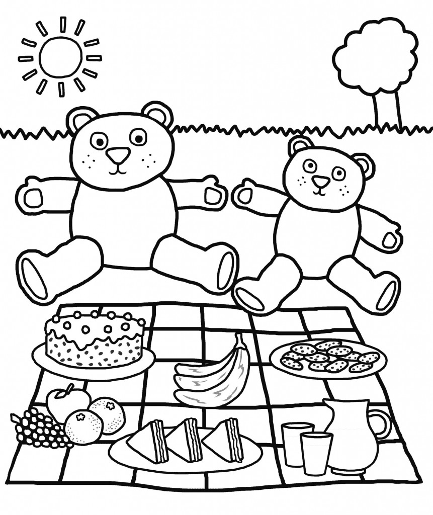 Free Printable Kindergarten Coloring Pages For Kids | free coloring pages  format for toddlers