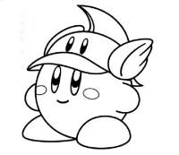 Imagenes De Kirby Para Colorear Kirby Para Colorear Smash Bros
