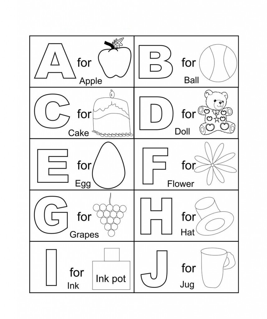 Free Printable Abc Coloring Pages For Kids   abc coloring pages for kindergarten