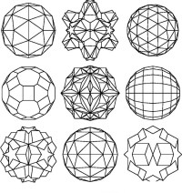 Free Printable Geometric Coloring Pages for Adults.