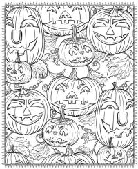 Free Printable Halloween Coloring Pages for Adults - Best ...