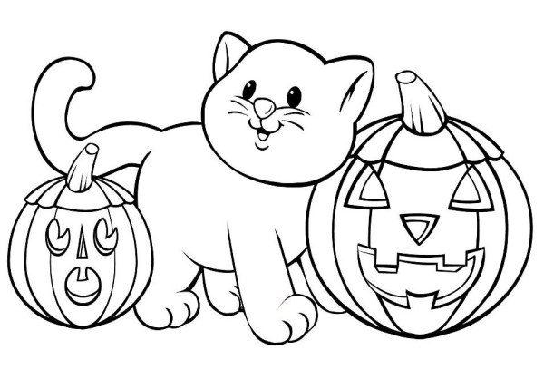 fall coloring pages printable free # 72