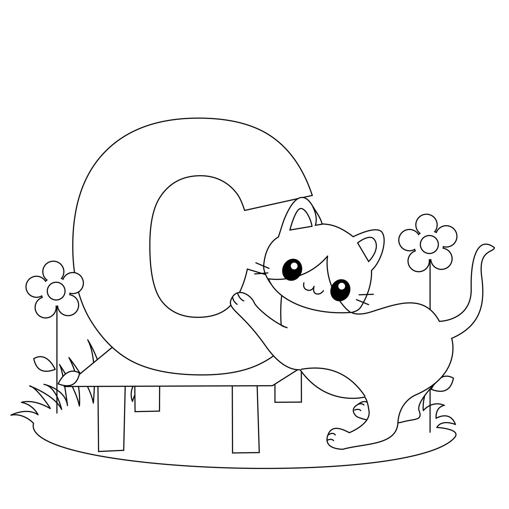 Worksheet For Preschoolers Animals