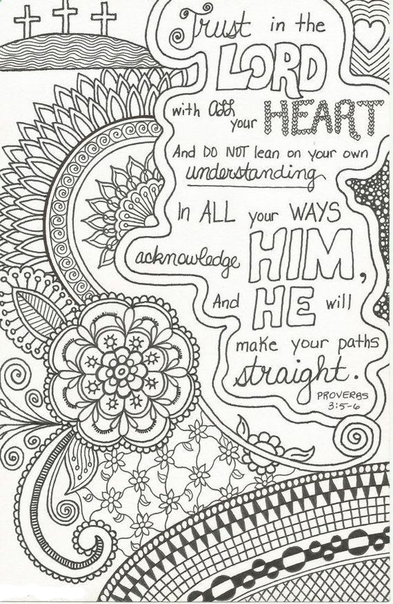 Spanish Gospel Coloring Page - Coloring Home