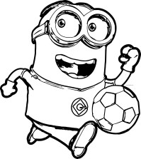 Minion Coloring Pages - Best Coloring Pages For Kids