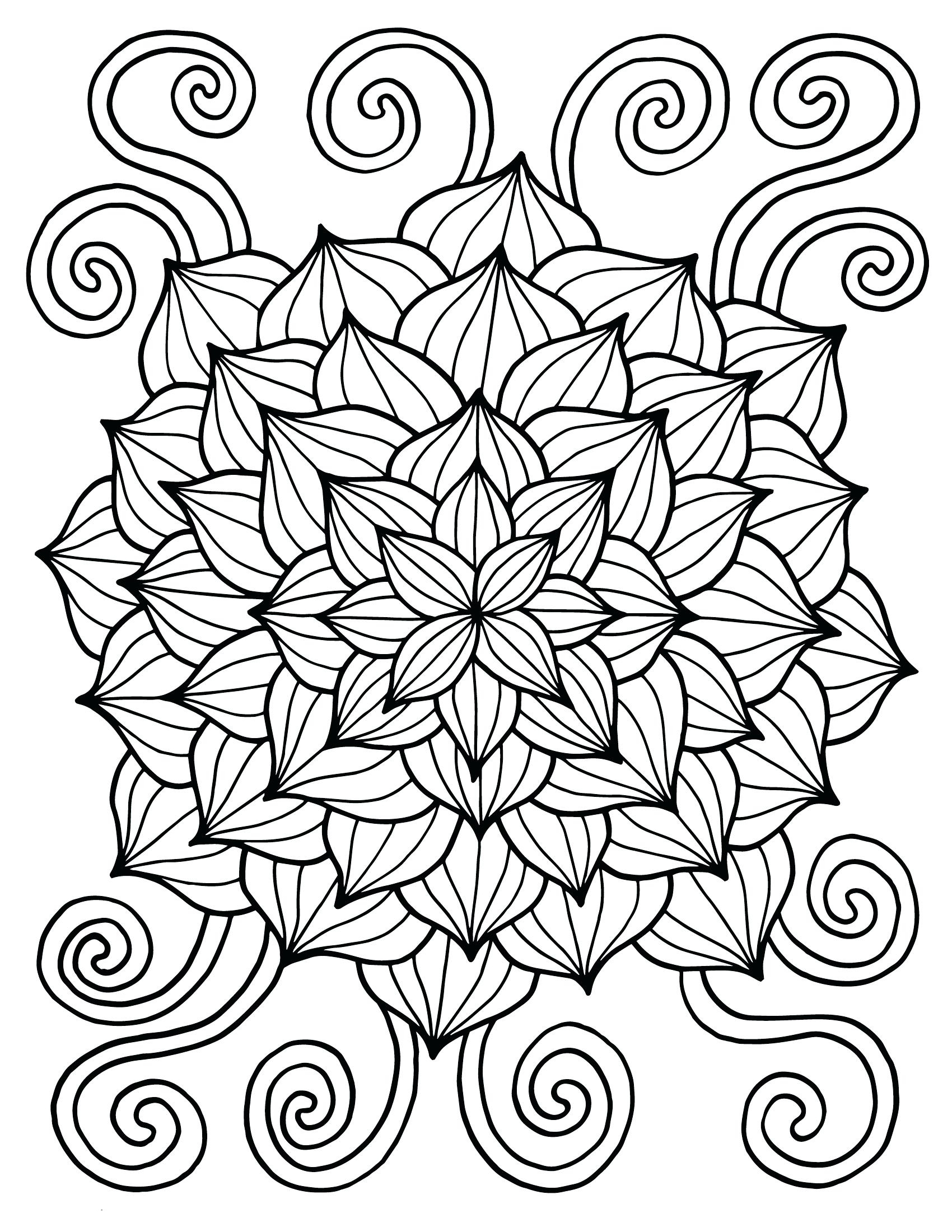 Spring Coloring Pages - Best Coloring Pages For Kids | free printable coloring pages for adults only flowers