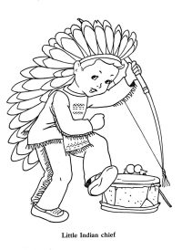 Indian Coloring Pages - Best Coloring Pages For Kids