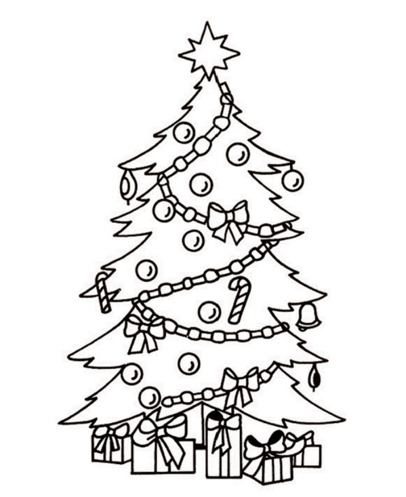 Wonderful! Presents Coloring Pages