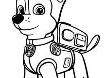Free Paw Patrol Coloring Pages