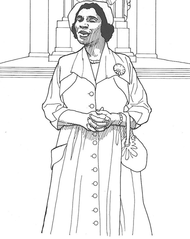Black History Month Coloring Pages - Best Coloring Pages For Kids