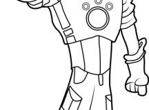 Print Wild Kratts Coloring Pages
