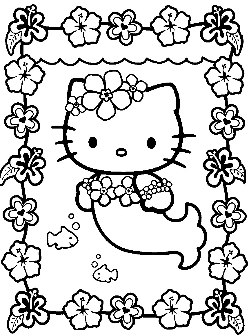 Kawaii Coloring Pages - Best Coloring Pages For Kids | coloring pages for toddlers
