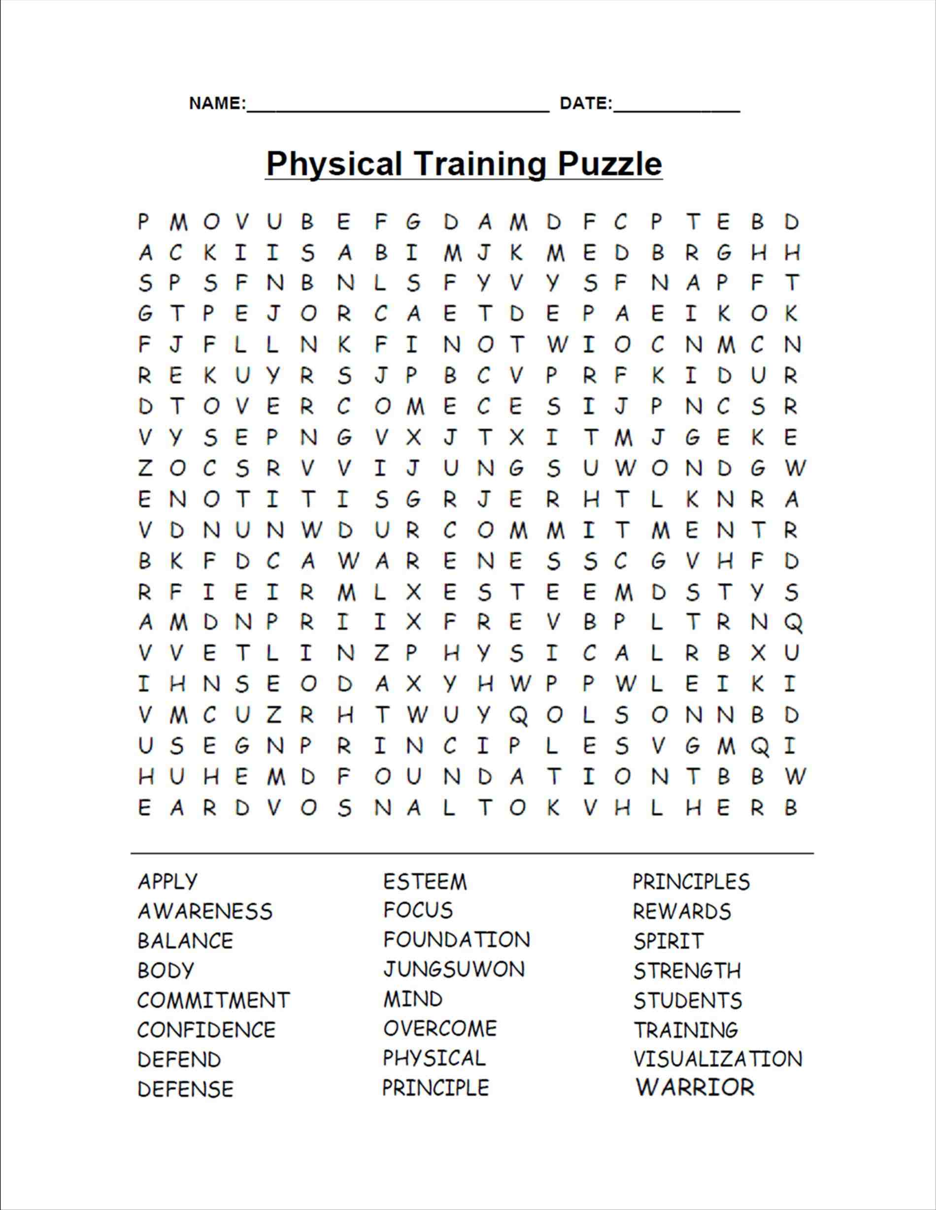 Word Search Games For Adults And Teens