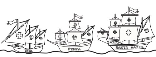 small resolution of Columbus Day Coloring Pages - Best Coloring Pages For Kids