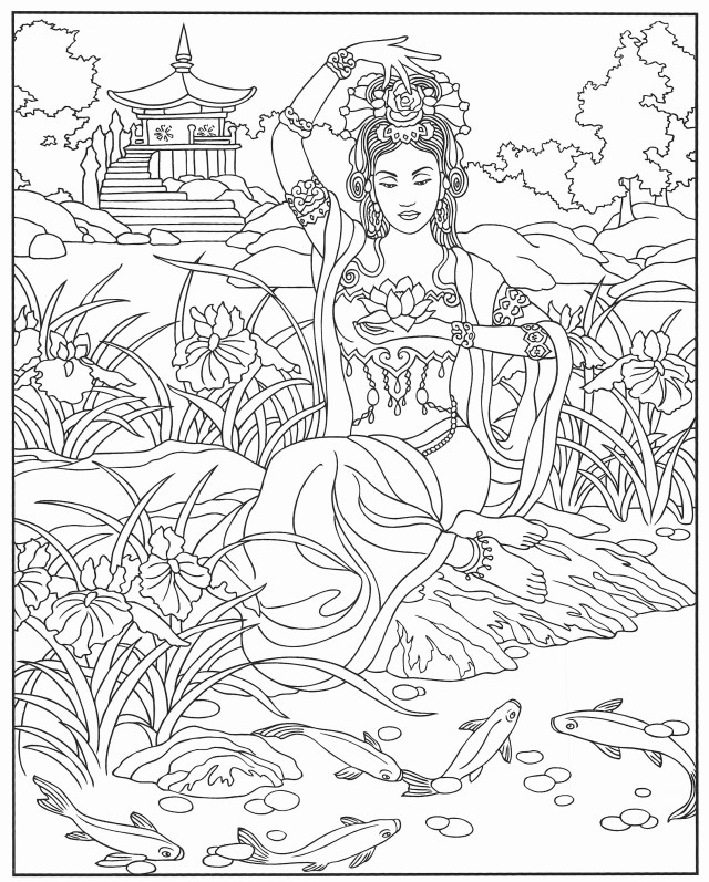 Complex Coloring Pages for Teens and Adults - Best Coloring Pages