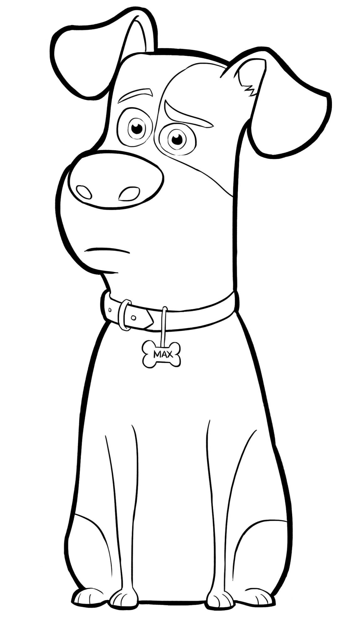 Pets Coloring Pages - Best Coloring Pages For Kids | coloring pages for toddlers