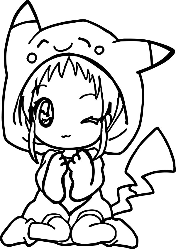 coloring pages cute # 6