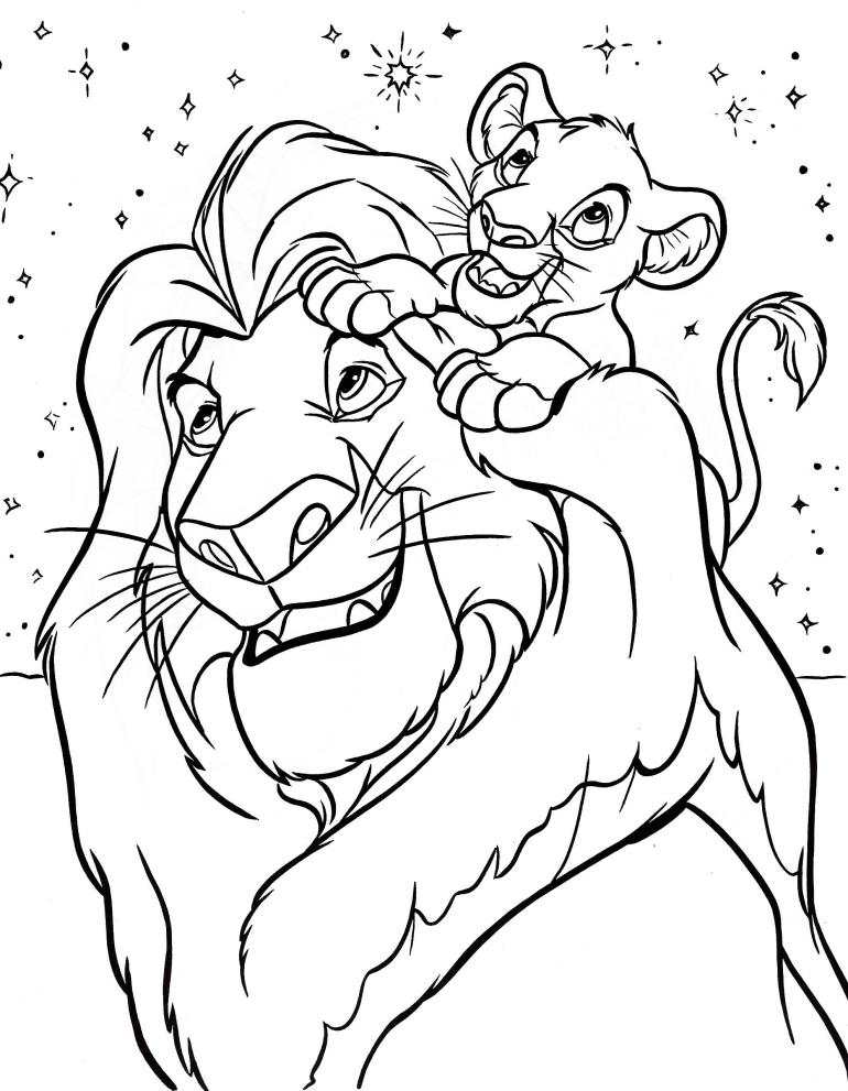 Disney Coloring Pages - Best Coloring Pages For Kids   coloring pictures printable disney characters