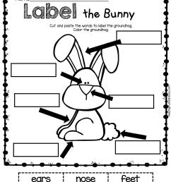 Easter Kindergarten Worksheets - Best Coloring Pages For Kids [ 1454 x 1116 Pixel ]
