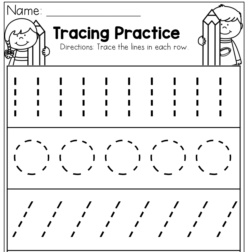 Preschool Worksheet About Manners