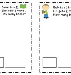 2nd Grade Math Word Problems - Best Coloring Pages For Kids [ 1200 x 1600 Pixel ]