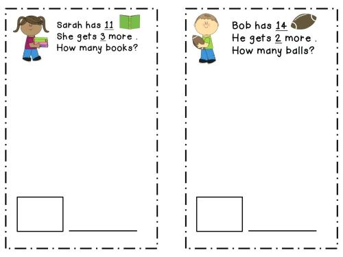 small resolution of 2nd Grade Math Word Problems - Best Coloring Pages For Kids