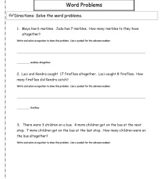 2 Step Word Problem Worksheets 4th Grade   Printable Worksheets and  Activities for Teachers [ 1650 x 1245 Pixel ]