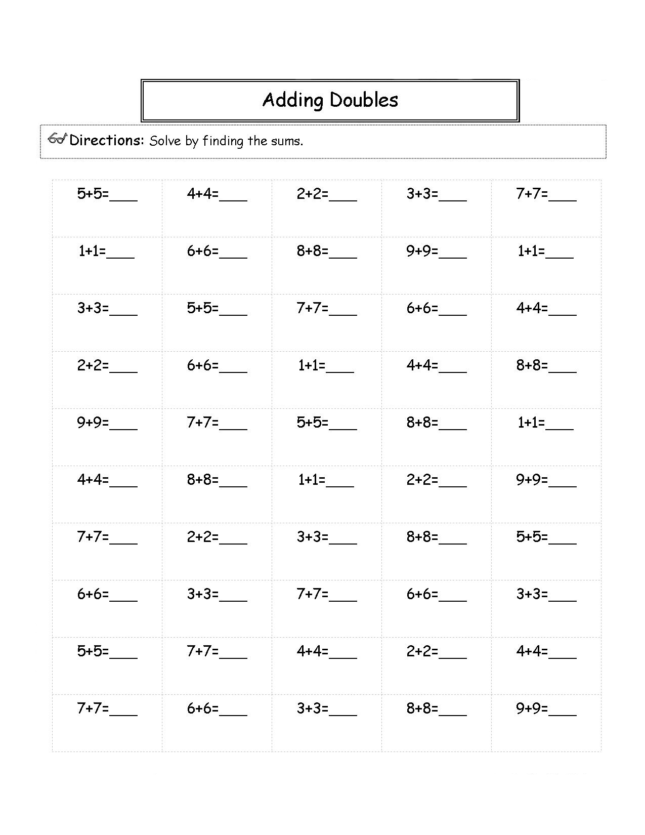 3rd Grade Mountain Math Worksheet Printable