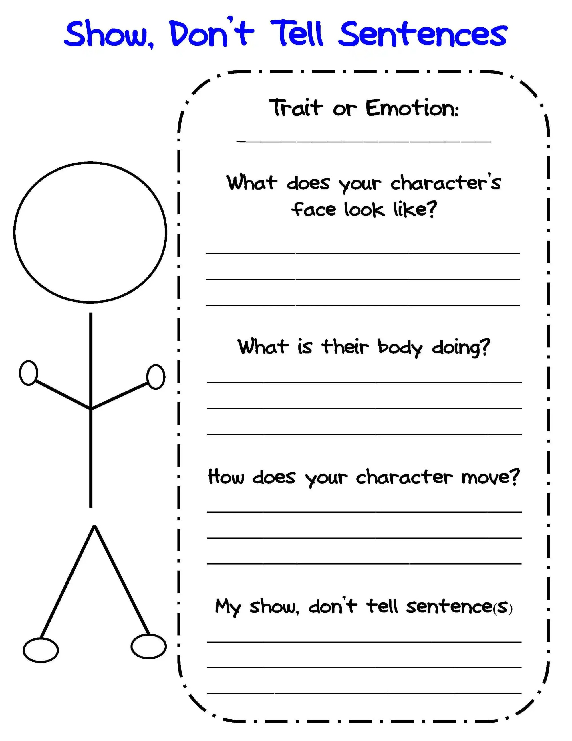 hight resolution of 2nd Grade Writing Worksheets - Best Coloring Pages For Kids