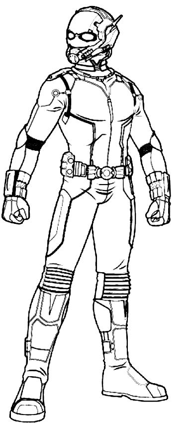 Temos milhares de desenhos para colorir gratuitos para crianças. Ant Man Coloring Pages - Best Coloring Pages For Kids