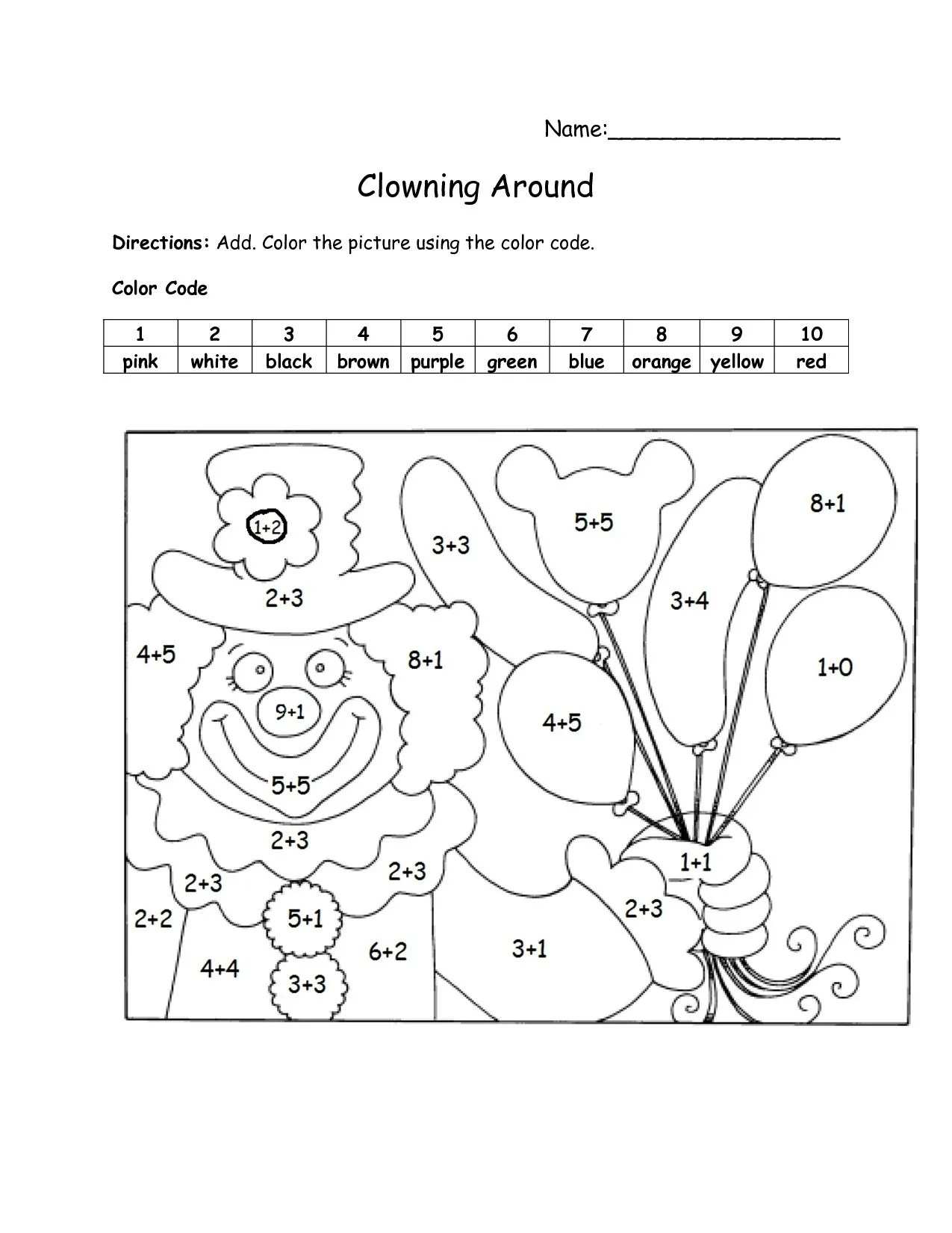 hight resolution of 2nd Grade Worksheets - Best Coloring Pages For Kids