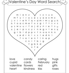 2nd Grade Word Search - Best Coloring Pages For Kids [ 1124 x 868 Pixel ]