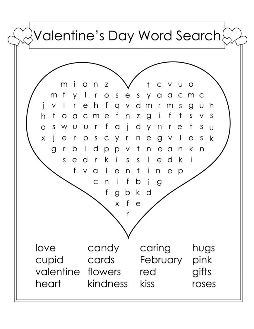 hight resolution of 2nd Grade Word Search - Best Coloring Pages For Kids