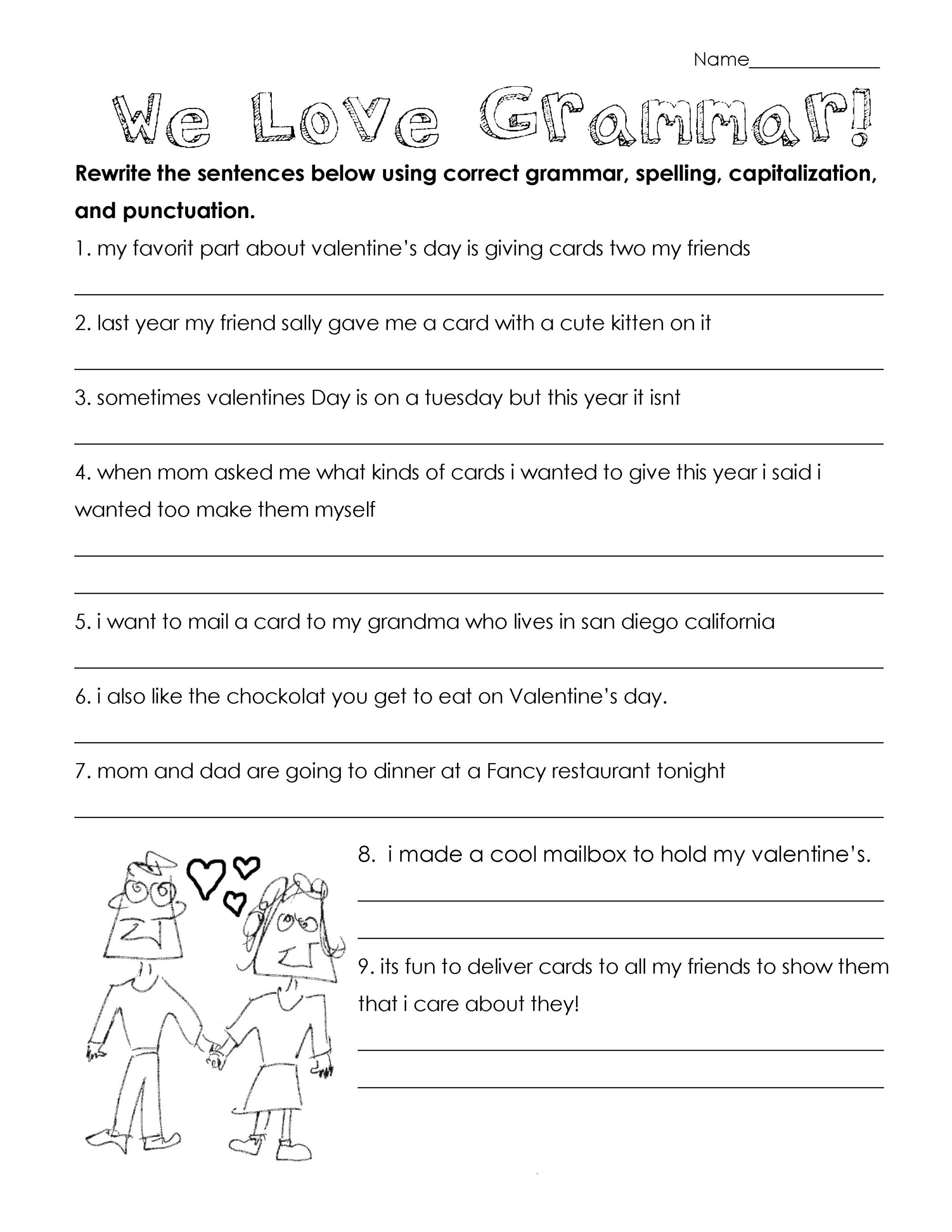 hight resolution of 3rd Grade Worksheets - Best Coloring Pages For Kids