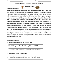 3rd Grade Worksheets - Best Coloring Pages For Kids [ 2200 x 1700 Pixel ]