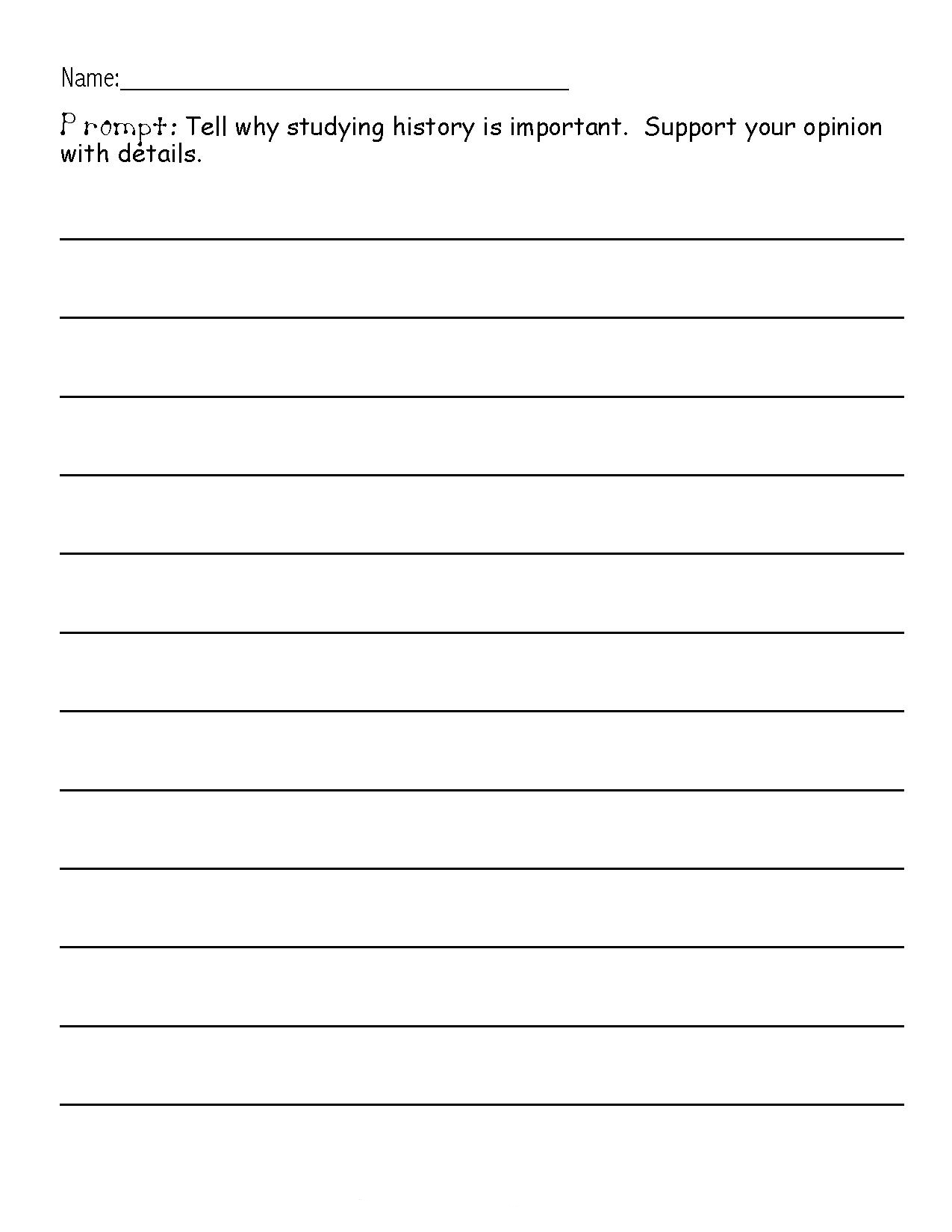 hight resolution of 3rd Grade Writing Worksheets - Best Coloring Pages For Kids