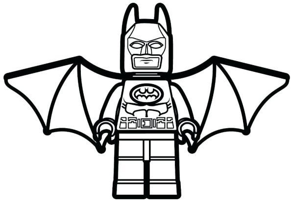 coloring pages of batman # 22