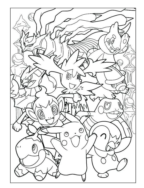pokemon coloring # 61