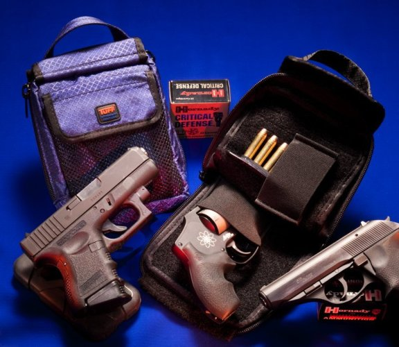 Alternative Concealed Carry Holsters
