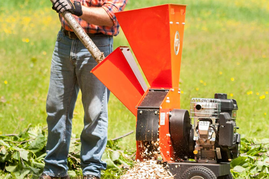 Best Rated Wood Chippers