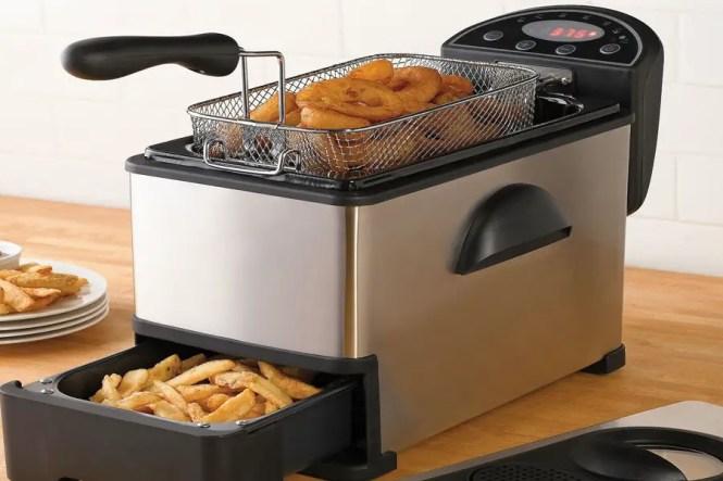Deep Fryer Reviews Top Rated Fryers