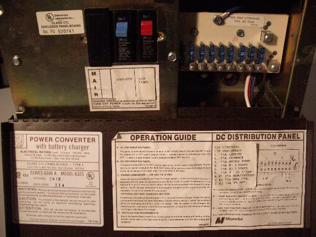 Dual Battery Wiring Diagram Magnetek Upgrade