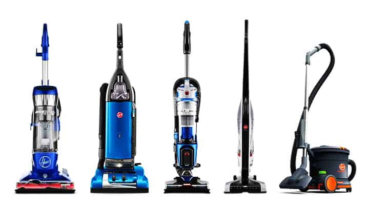 Best Hoover Vacuum Cleaners Review and Comparison