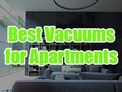 Best Vacuum for Apartment Some Great Options If Space Is A Premium