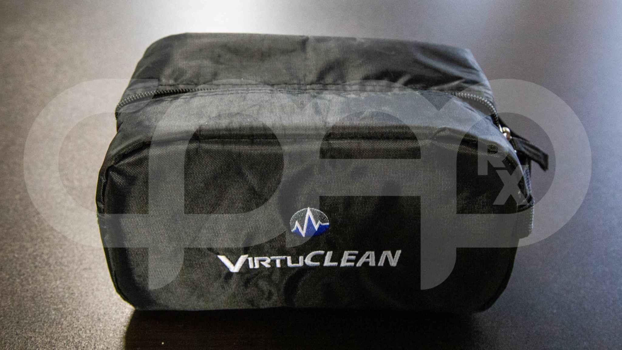 cpap cleaner bag
