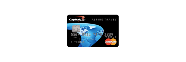 Aspire Travel World MasterCard Review