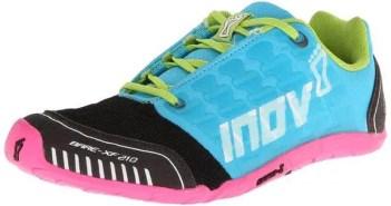 Inov-8 Women's Bare-Xf 210 Cross-Training Shoe Side